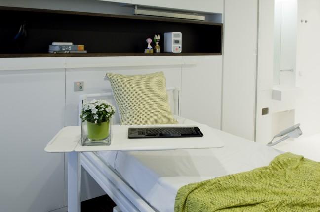 Haelvoet  mobilier hospitalier, maisons de repos, cabinet médical